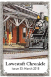 Lowestoft Chronicle [postage stamp] Issue 33 March 2018